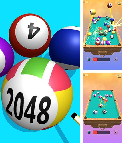 In addition to the game Pool 2048 for Android, you can download other free Android games for Meizu 15 Lite.
