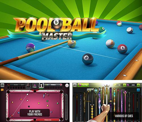 In addition to the game Chess by Chess prince for Android phones and tablets, you can also download Pool ball master for free.