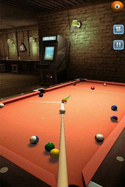 Screenshots von Pool Bar HD für Android-Tablet, Smartphone.