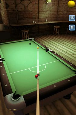 Геймплей Pool Bar HD для Android телефону.