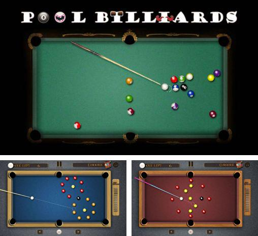In addition to the game Real Pool 3D for Android phones and tablets, you can also download Pool billiards pro for free.