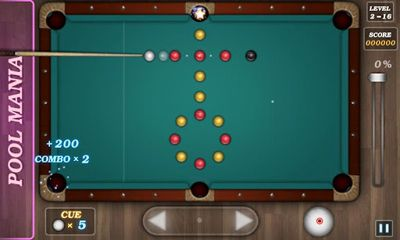 Get full version of Android apk app Pool Mania for tablet and phone.