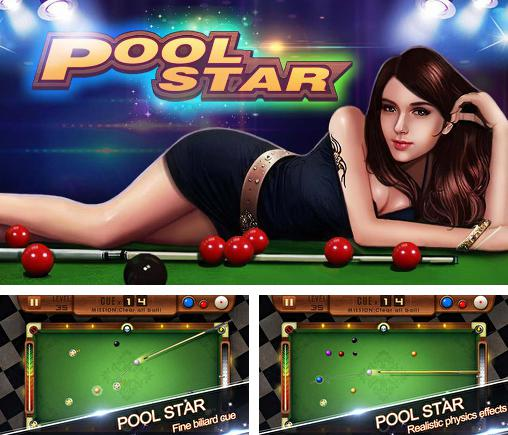 In addition to the game Midnight Pool 3 for Android phones and tablets, you can also download Pool star for free.