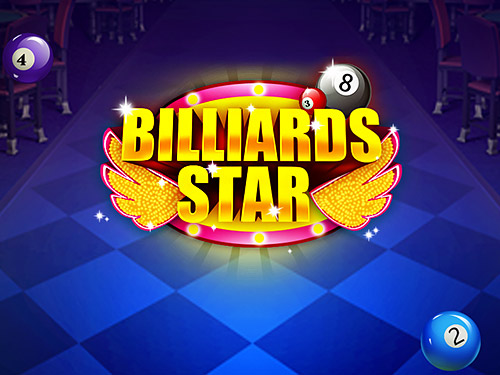Pool winner star: Billiards star
