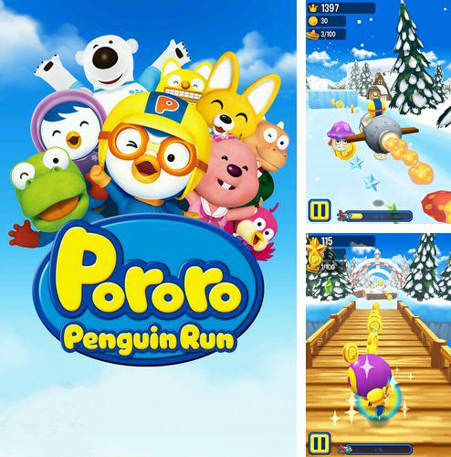 Pororo: Penguin run