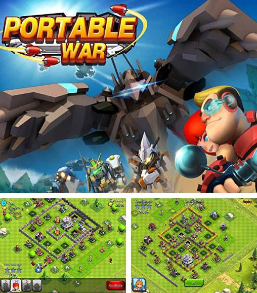 In addition to the game Clash of gangs for Android phones and tablets, you can also download Portable war for free.