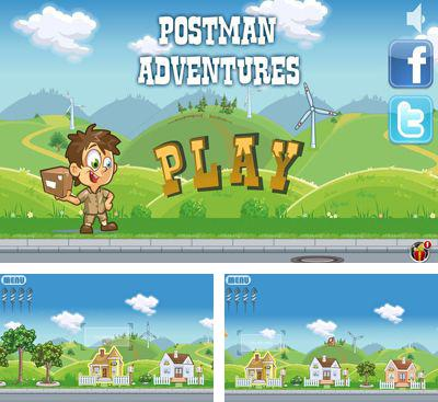 In addition to the game Tiny Monsters for Android phones and tablets, you can also download Postman Adventures for free.