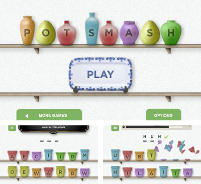 In addition to the game Aliens Goo for Android phones and tablets, you can also download Pot Smash Addictive Type & Match Game for free.