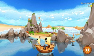 Potshot Pirates 3D screenshot 1