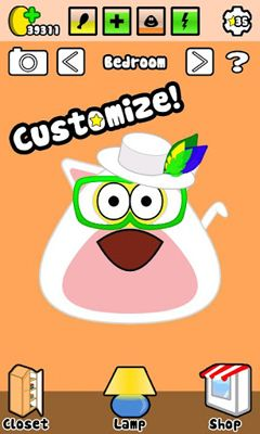 Get full version of Android apk app Pou for tablet and phone.