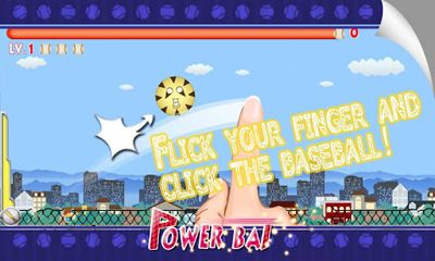 Download Power Baseball Android free game.
