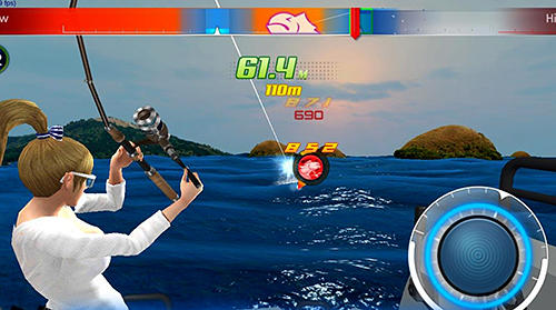 Screenshots von Power fishing für Android-Tablet, Smartphone.