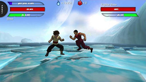 Power level warrior screenshot 1