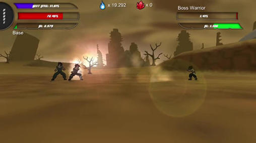 Screenshots von Power level warrior für Android-Tablet, Smartphone.
