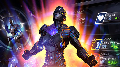 Kostenloses Android-Game Power Rangers: Legacy Wars. Vollversion der Android-apk-App Hirschjäger: Die Power rangers: Legacy wars für Tablets und Telefone.