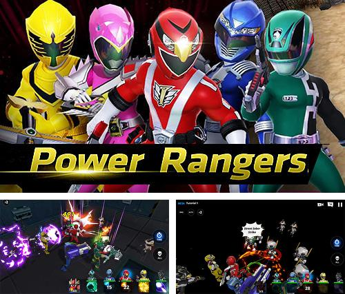 Power rangers: RPG