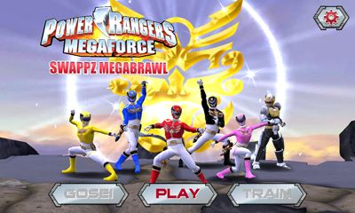 Power Rangers:Swappz MegaBrawl