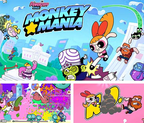 Powerpuff girls: Monkey mania