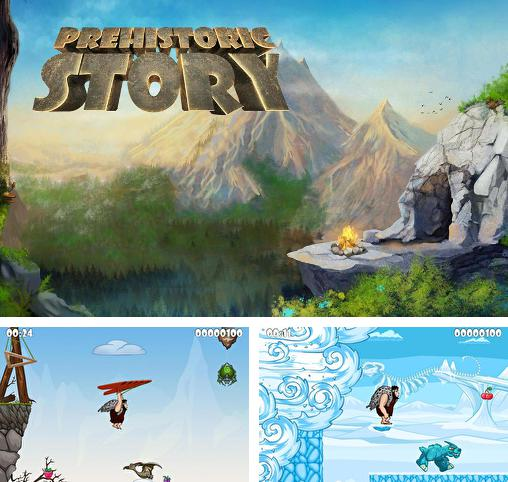 In addition to the game Prehistoric story for Android, you can download other free Android games for Lenovo S660.