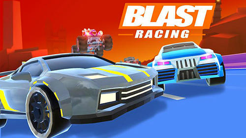 Premier league: Blast racing 2019 poster