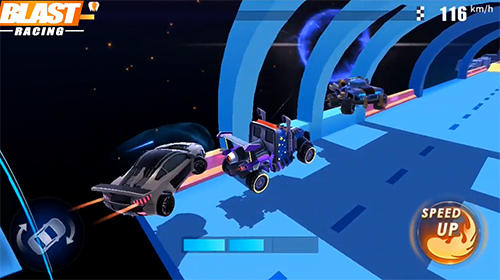 Premier league: Blast racing 2019 screenshot 3