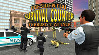 Presidential survival counter terrorist attack