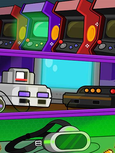 Press start: Game nostalgia clicker für Android kostenlos