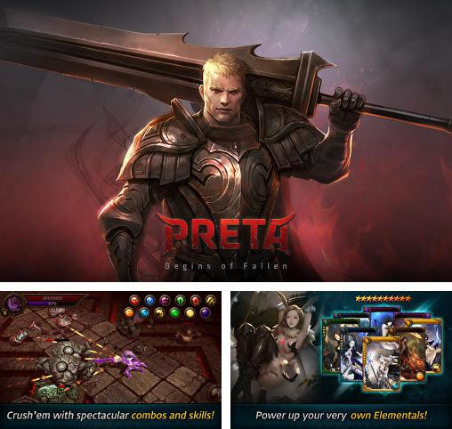 In addition to the game Hero of sparta for Android phones and tablets, you can also download Preta: Begins of fallen for free.