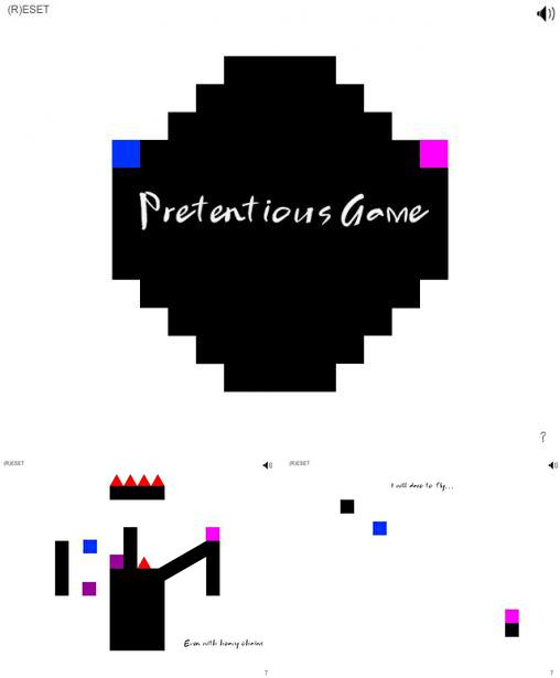 In addition to the game Die Noob Die for Android phones and tablets, you can also download Pretentious game for free.