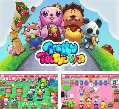 In addition to the game Fruit Roll for Android phones and tablets, you can also download Pretty Pet Tycoon for free.