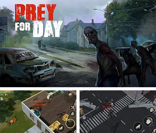 Prey for a day: Survival. Craft and zombie