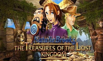 Natalie Brooks: The Treasures of the Lost Kingdom poster