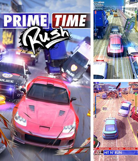 In addition to the game Gangfort for Android phones and tablets, you can also download Prime time rush for free.