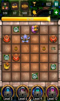 Screenshots of the Prime World Alchemy for Android tablet, phone.
