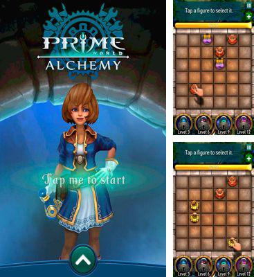 In addition to the game Crazy Gorilla for Android phones and tablets, you can also download Prime World Alchemy for free.