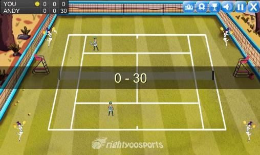 Prince of tennis: Saga screenshot 3