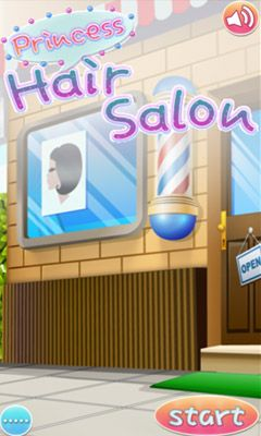 Princess Hair Salon обложка