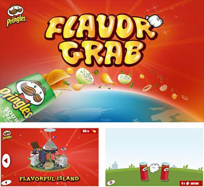 In addition to the game Melo's Magic Castle Defense for Android phones and tablets, you can also download Pringles Flavor Grab for free.