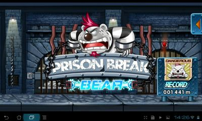 Prison Break Bear