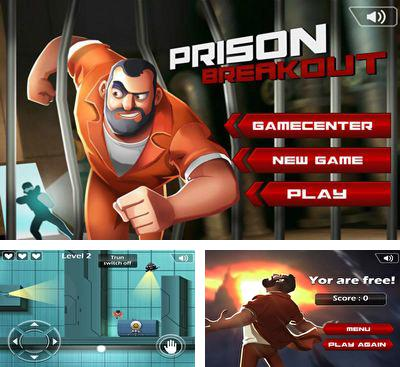 In addition to the game Tiny Robber Bob for Android phones and tablets, you can also download Prison Breakout for free.