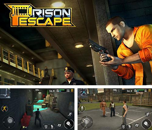 In addition to the game Last day fort night survival: Force storm. FPS shooting royale for Android phones and tablets, you can also download Prison escape for free.
