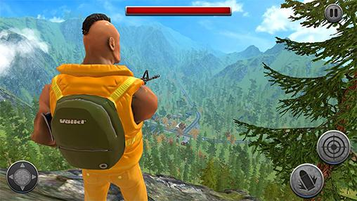 Prison escape: Survival island screenshot 2