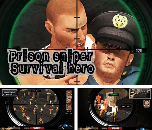 Prison sniper survival hero: FPS Shooter