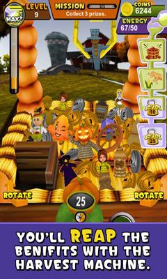 Get full version of Android apk app Prize Claw: Halloween for tablet and phone.
