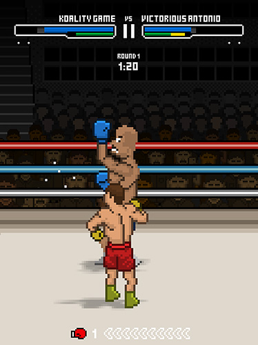 Screenshots von Prizefighters boxing für Android-Tablet, Smartphone.