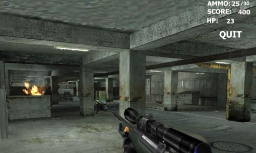 Screenshots do Pro sniper - Perigoso para tablet e celular Android.