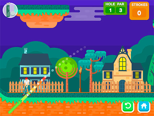Pro star golf screenshot 3