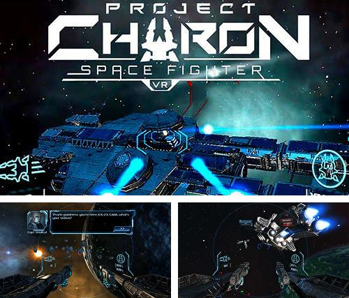 In addition to the game Project Charon: Space fighter for Android, you can download other free Android games for KREZ SM503B8 DUO.