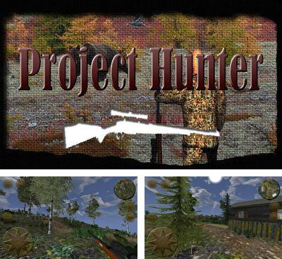 In addition to the game Figaro Pho Creatures & Critters for Android phones and tablets, you can also download Project Hunter for free.
