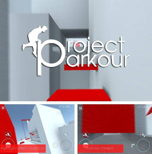 In addition to the game Wipeout 2 for Android phones and tablets, you can also download Project parkour for free.